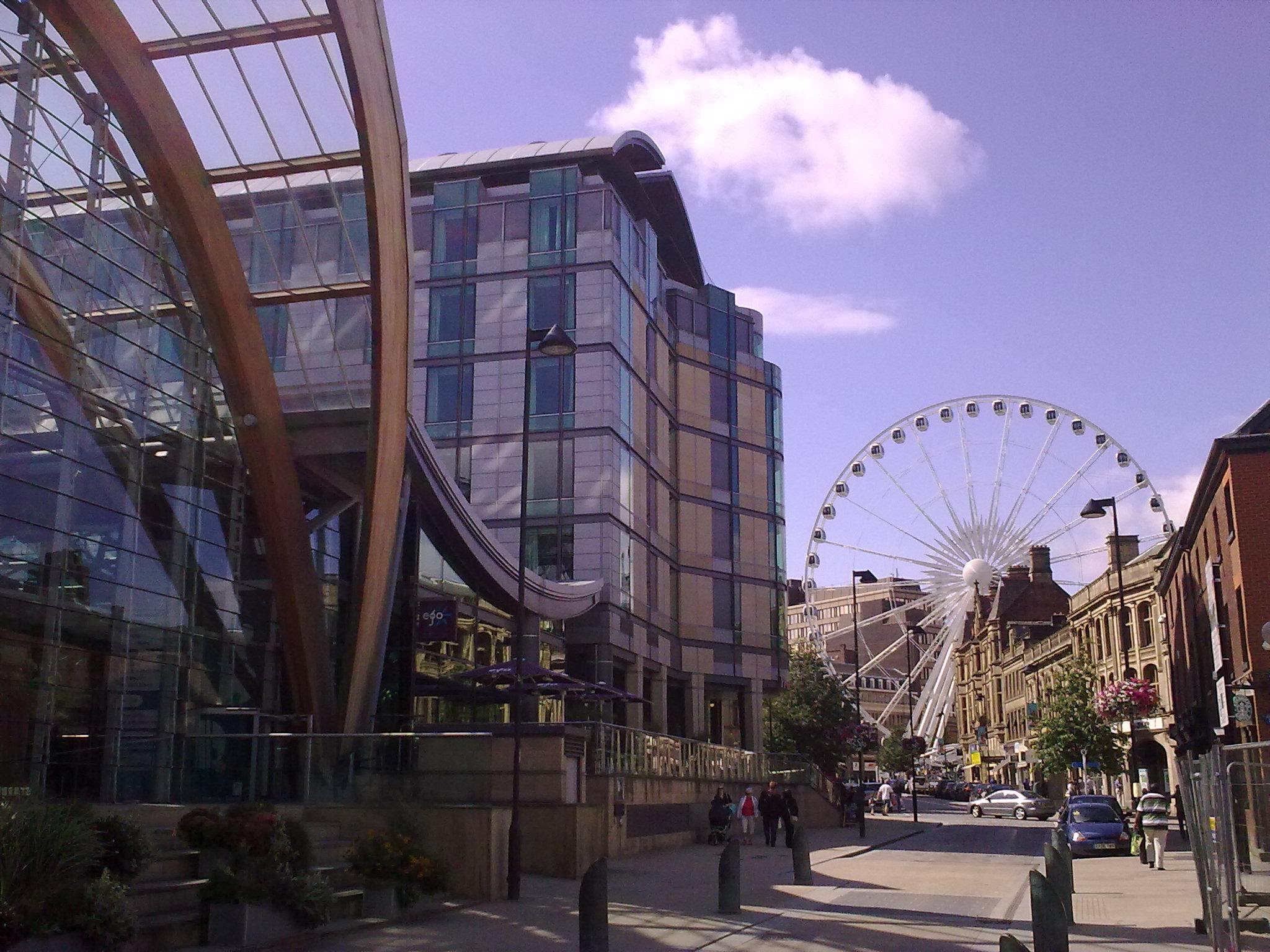 Document Scanning Sheffield